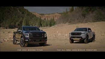 Nissan Truck Month TV Spot, 'Get More Out of It' [T2]