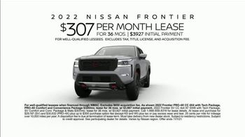 Nissan Truck Month TV Spot, 'Get More Out of It' [T2] - Thumbnail 10