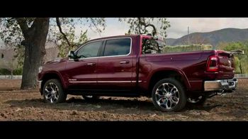 Ram Trucks Power Days TV Spot, 'That Was Then, This Is Ram: History' Song by Chris Stapleton [T2] - Thumbnail 5