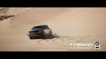 Ram Trucks Power Days TV Spot, 'That Was Then, This Is Ram: History' Song by Chris Stapleton [T2] - Thumbnail 6