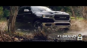 Ram Trucks Power Days TV Spot, 'That Was Then, This Is Ram: History' Song by Chris Stapleton [T2] - Thumbnail 7