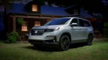 Honda Pilot TV Spot, 'Style and Comfort for the Family' [T2]
