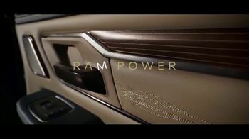 Ram Trucks Power Days TV Spot, 'Raw Power vs. Ram Power' [T2] - Thumbnail 2