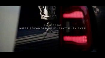 Ram Trucks Power Days TV Spot, 'Raw Power vs. Ram Power' [T2] - Thumbnail 4