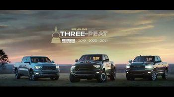 Ram Trucks Power Days TV Spot, 'Raw Power vs. Ram Power' [T2] - Thumbnail 6