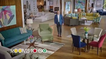 Rooms to Go TV Spot, 'We Go' - Thumbnail 1
