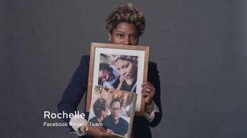 Facebook TV Spot, 'An Open Conversation on Privacy: Rochelle'