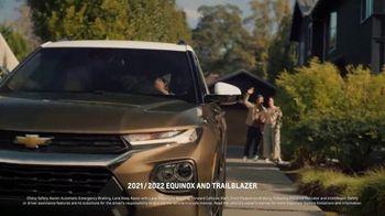 Chevrolet TV Spot, 'Family of SUVs: Drive Safe' Song by Shane Alexander [T2] - Thumbnail 4