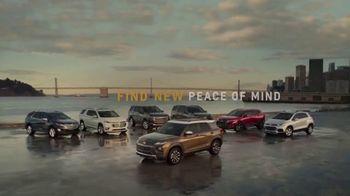 Chevrolet TV Spot, 'Family of SUVs: Drive Safe' Song by Shane Alexander [T2] - Thumbnail 5