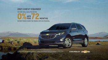 Chevrolet TV Spot, 'Family of SUVs: Drive Safe' Song by Shane Alexander [T2] - Thumbnail 6