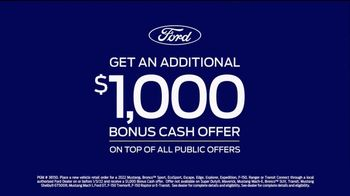 Ford TV Spot, 'Built for You by You: F-150 and Explorer' [T2] - Thumbnail 3