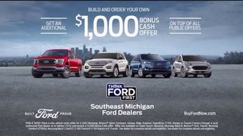 Ford TV Spot, 'Built for You by You: F-150 and Explorer' [T2] - Thumbnail 5