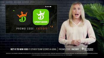DraftKings Sportsbook TV Spot, 'NHL: Bet $1 Win $100'