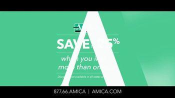 Amica Mutual Insurance Company TV Spot, 'Hero Dad' - Thumbnail 10
