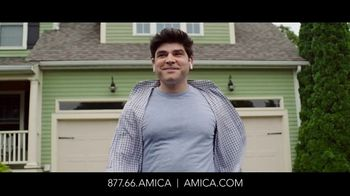 Amica Mutual Insurance Company TV Spot, 'Hero Dad' - Thumbnail 3