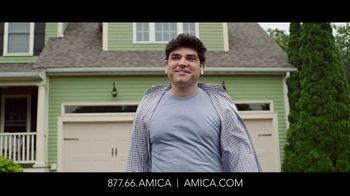 Amica Mutual Insurance Company TV Spot, 'Hero Dad'