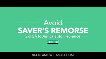 Amica Mutual Insurance Company TV Spot, 'Saver's Remorse' - Thumbnail 10