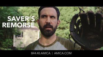 Amica Mutual Insurance Company TV Spot, 'Saver's Remorse'