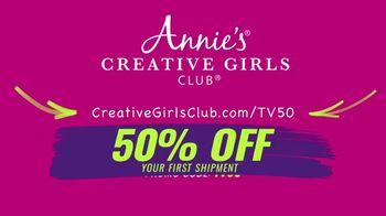 Annie's Kit Clubs TV Spot, '50% Off First Shipment' - Thumbnail 10