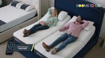 Rooms to Go Labor Day Mattress Sale TV Spot, 'Extended: Tempur-Pedic Mattress, 2 Free Pillows' - Thumbnail 6