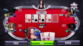 World Series Poker App TV Spot, 'Real People' - Thumbnail 5