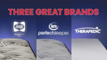Rooms to Go Labor Day Mattress Sale TV Spot, 'Extended: King for the Price of a Queen'