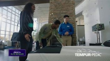 Rooms to Go Labor Day Mattress Sale TV Spot, 'Extended: Sleep Better and Save Money: Tempur-Pedic'