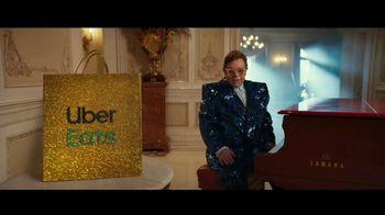 Uber Eats TV Spot, 'Mayo vs. Ketchup' Featuring Elton John, Lil Nas X - Thumbnail 4