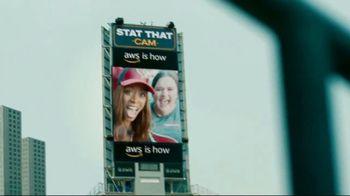 Amazon Web Services TV Spot, 'Stat That' Song by DMX - Thumbnail 8