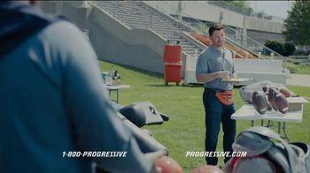 Progressive TV Spot, 'Baker Mayfield Holds a Yard Sale' Featuring Jedrick Wills Jr. - Thumbnail 8