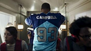 Lowe's TV Spot, 'There's a New Team in the NFL' Ft. Drew Brees,Calais Campbell,Kelvin Lee Beachum Jr - Thumbnail 3