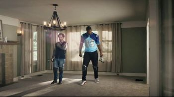 Lowe's TV Spot, 'There's a New Team in the NFL' Ft. Drew Brees,Calais Campbell,Kelvin Lee Beachum Jr - Thumbnail 7