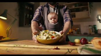 Hellmann's Real Mayonnaise TV Spot, 'Nothing Into Something: Vegan Dressing & Spread'