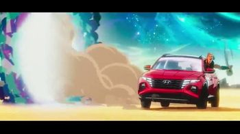 2022 Hyundai Tucson TV Spot, 'Question Everything: What If...?' [T1]