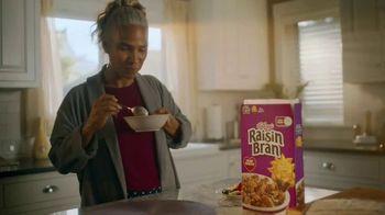Kellogg's Raisin Bran TV Spot, 'A Sunny Start'
