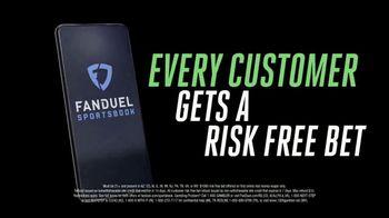 FanDuel Sportsbook TV Spot, 'NFL: New Customers Get $1,000 Back' Song by David McCallum - Thumbnail 9