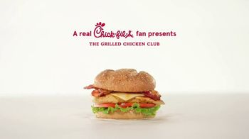 Chick-fil-A Grilled Chicken Club TV Spot, 'The Little Things: Jasmine: Marinade' - Thumbnail 1