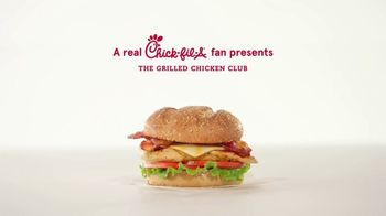 Chick-fil-A Grilled Chicken Club TV Spot, 'The Little Things: Jasmine: Marinade' - Thumbnail 2