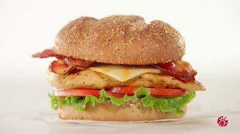 Chick-fil-A Grilled Chicken Club TV Spot, 'The Little Things: Jasmine: Marinade'