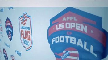 American Flag Football League TV Spot, 'Own Part of a Sports League' - 8 commercial airings