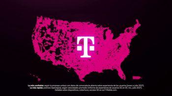 T-Mobile Magenta MAX TV Spot, 'Sin costo por cambiarte, trae tu teléfono: $800 dólares' [Spanish] - Thumbnail 8