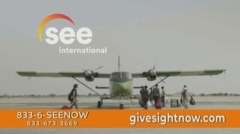 SEE International TV Spot, 'A Cure for Blindness' - Thumbnail 1