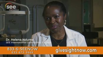 SEE International TV Spot, 'A Cure for Blindness' - Thumbnail 3