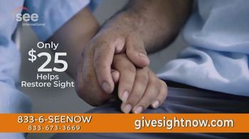 SEE International TV Spot, 'A Cure for Blindness' - Thumbnail 5