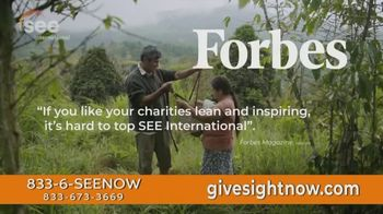 SEE International TV Spot, 'A Cure for Blindness' - Thumbnail 7