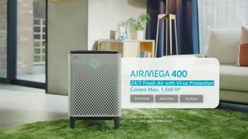 Coway Airmega 400 TV Spot, 'Blindsided by Particles' Song by Lady Bri - Thumbnail 10