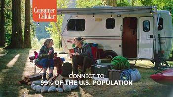Consumer Cellular TV Spot, 'NBY Flexible Plans: $100 Off' - Thumbnail 3