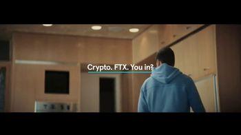 FTX TV Spot, 'You In?' Featuring Tom Brady, Gisele Bündchen - Thumbnail 10