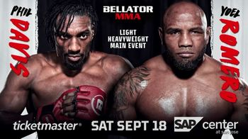 Bellator MMA TV Spot, 'Romero vs. Davis'