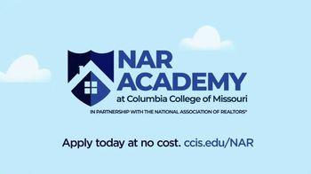 Columbia College NAR Academy TV Spot, 'Flexible Curriculum' - Thumbnail 9